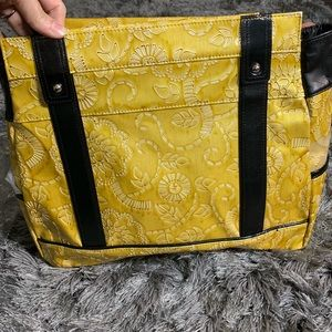 Miche Bags - Miche NEW yellow embossed shell for large bag